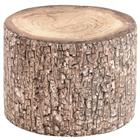 Image of  MeroWings® Woodsmen Spruce Tree Trunk Stools