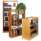Image of Classic Maple Double-Faced Shelving