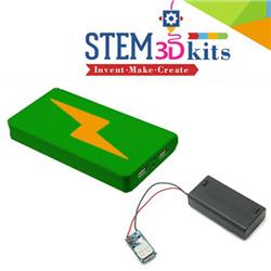 Afinia USB Powerbank STEM Kits