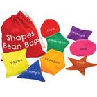 Image of Educational Insights Shapes Beanbags