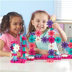 Learning Resources Gears! Gears! Gears!® 100-Piece Deluxe Building Set