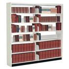 Image of Montel Aetnastak Closed-Style Steel Shelving Single Faced with Divider Shelves
