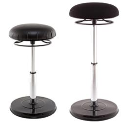 Kore Adult Office Plus Everyday and Sit-Stand Wobble Stools