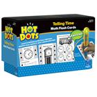 Image of Hot Dots Flash Cards Telling Time