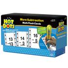 Image of Hot Dots Flash Cards More Subtraction Facts, 13-19