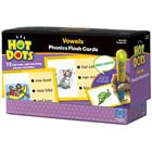 Image of Hot Dots Phonics Activity Cards - Vowels
