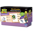 Image of Hot Dots Word Families Phonics Activity Cards (For Ages 5-7)