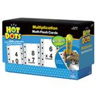 Image of Hot Dots Multiplaction, 0-9 Flash Cards (For Ages 7-9)