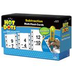 Image of Hot Dots Flash Cards Subtraction Facts, 0-13