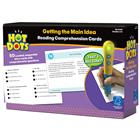 Image of Hot Dots Reading Comprehension Card Set (For Ages 7-11)
