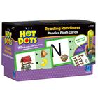 Image of Hot Dots Phonics Activity Cards - Reading Readiness