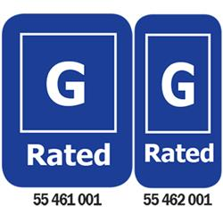G-Rated Media Rating Labels