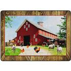 Image of Flagship Carpets Photo-Fun™ See My Barn Animals Carpets