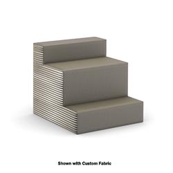HPFI Flex 3-Tier Straight Seating