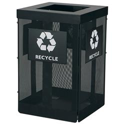 Safco Products Onyx™ Waste Receptacle