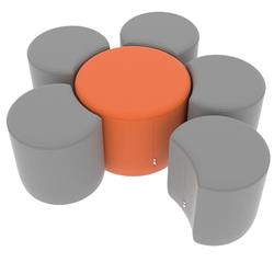 Cirro Soft Seating Daisy Set