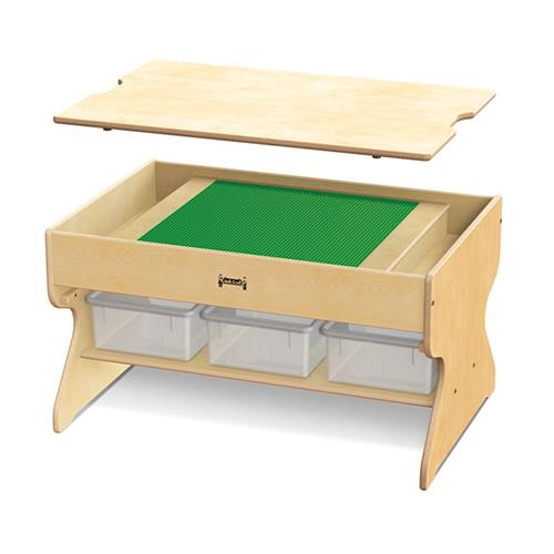 Jonti-Craft Deluxe Building Tables