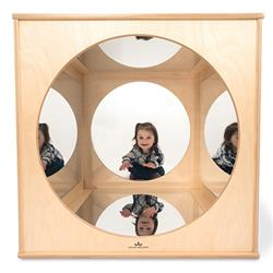 Whitney Bros. Kaleidoscope Play House Cube