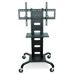 Luxor Mobile Flat Panel TV Stand