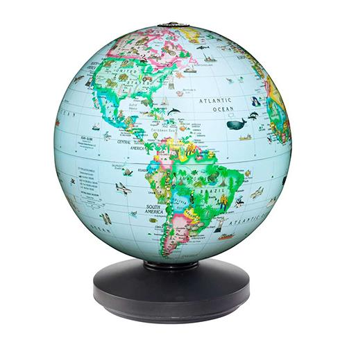 Replogle Illuminated Rotating Kids Globe