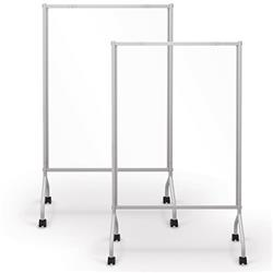 MooreCo Essentials Standard Mobile Clear Dividers