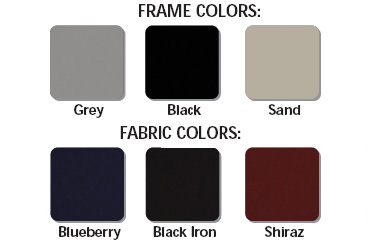 Frame & Fabric Color