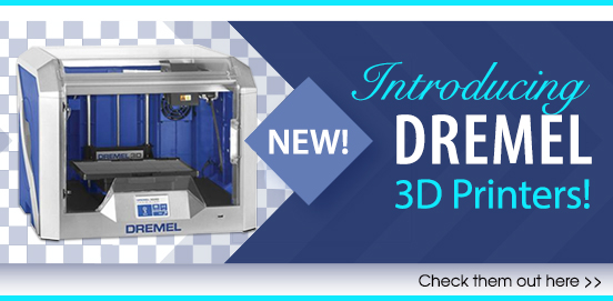 Introducing Dremel 3D Printers