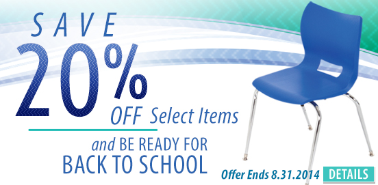 Save 20% OFF with Back To School Savings! BTS20!