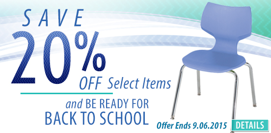 Save 20% OFF Back To School Sale; BTS20!  Some Exclusions apply. Offer Ends 09/06/2015