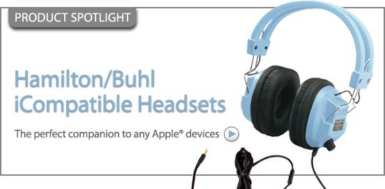 Hamilton iCompatible Deluxe Headset!