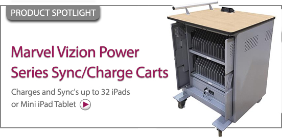 Marvel-Vizion-Power-Series-Sync/Charge-Cart""