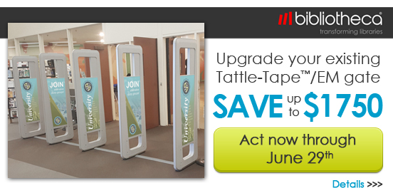 Upgrade your existing Tattle-Tape system  Offer Ends 06/29/2018