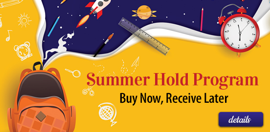 Summer Hold Program   Offer Ends 08/27/2021