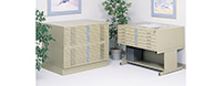 Flat File Cabinets