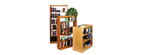 Maple Wood Shelving