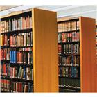 Image of Brodart Classic Double-Faced End Panels for Steel Shelving