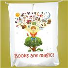 "Image of ""Books Are Magic"" Book Bag"