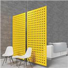 Image of Hush Acoustics Squares Acoustic Hanging Divider Panel