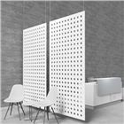 Image of Hush Acoustics Circle Acoustic Hanging Divider Panel